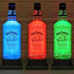 Jack Daniels Winter Cider Color Cha..