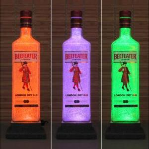 Beefeater London Gin Color Changing..