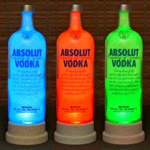 Absolut Vodka Color Changing LED Re..